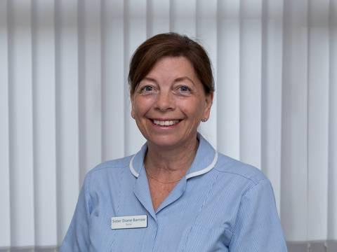 Sister Diane Barrow